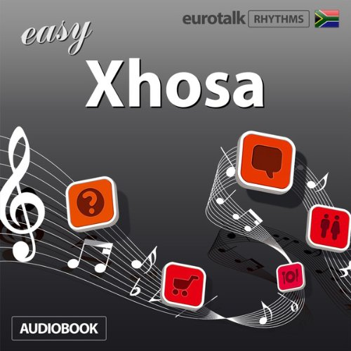 Rhythms Easy Xhosa audiobook cover art