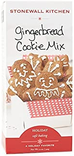 Stonewall Kitchen Gingerbread Cookie Mix, 12 Ounce