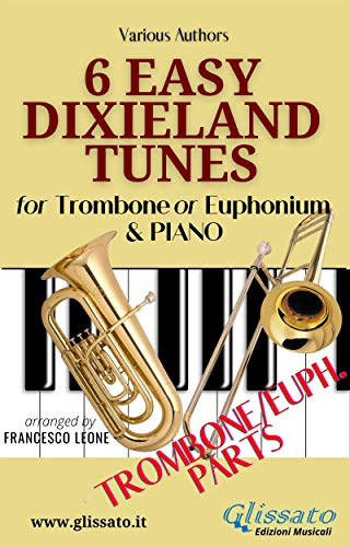 6 Easy Dixieland Tunes - Trombone/E…