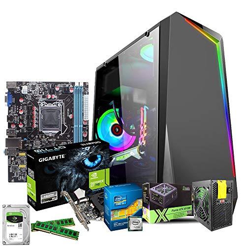 PC CPu Gamer (Pyx One) Core i3 GT710 2GB 1TB 8GB RAM
