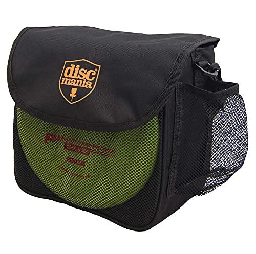 Discmania Starter Disc - Bolsa de golf, color negro