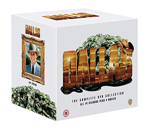 Dallas - The Complete DVD Collection 1-14 Includes 4 Movies [DVD] [1978]