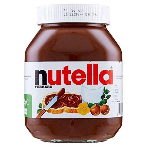 Nutella Ferrero - 3 pezzi da 825 g [2475 g]