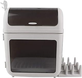 Séchoir à vaisselle multifonctionnel Porte-couverts Égouttoir à vaisselle Organisateur d'ustensiles Égouttoir à vaisselle ...