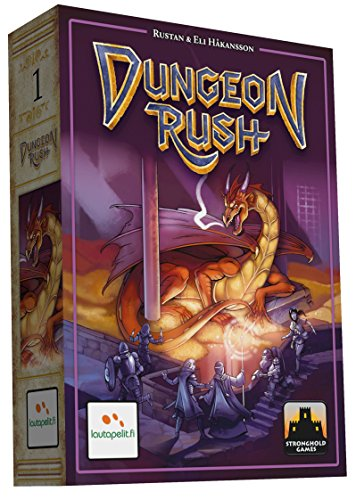 Stronghold Games STG06011 Brettspiel Dungeon Rush