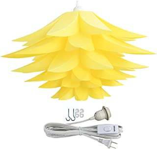 Best yellow pendant shade Reviews