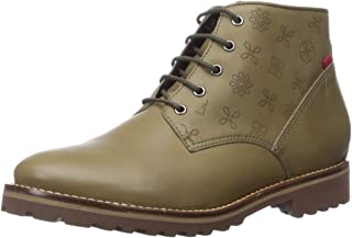 Women's Leather Eva Lightweight Technology Lace Up Bootie Ankle Boot