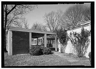 HistoricalFindings Photo: Trenton Jewish Community Center,999 Lower Ferry Road,Ewing,Mercer County,NJ,3