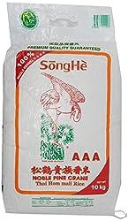 SongHe Thai Fragrant Rice, 10kg