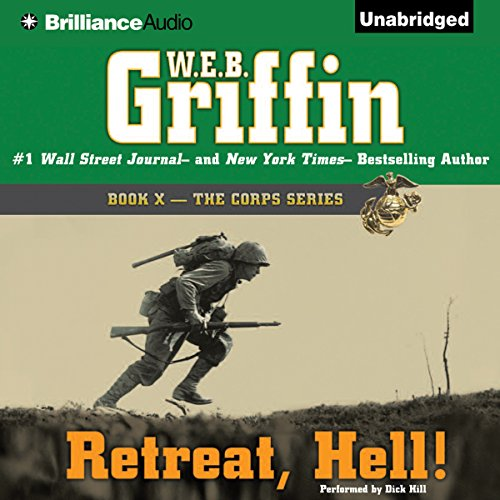 Retreat, Hell! cover art