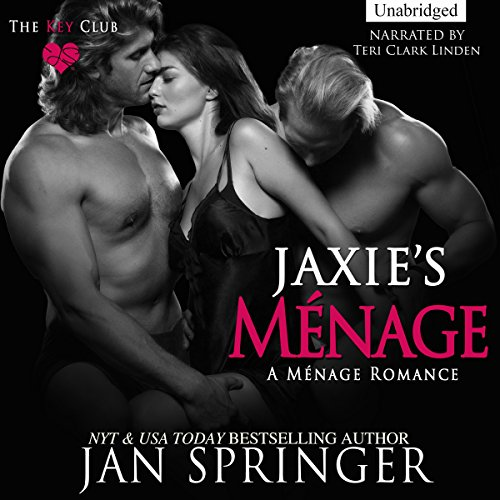 Jaxie's Menage: Romance Menage Series cover art