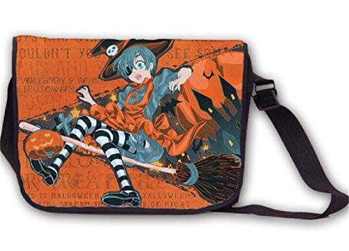 YOYOSHome Anime Black Butler Cosplay Handtasche Messenger Bag Crossbody Tote Bag Backpack Shoulder Bag