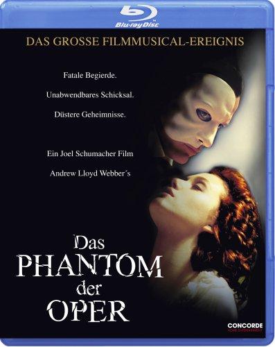 Das Phantom der Oper  [Blu-ray]
