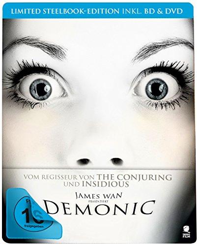Demonic - Haus des Horrors [Limited Edition Steelbook] [Blu-ray + DVD]