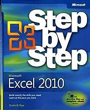 Microsoft® Excel® 2010 Step by Step (Step By Step (Microsoft))