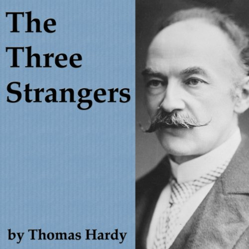 The Three Strangers cover art