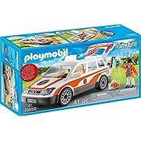 Playmobil Emergency Car with Siren