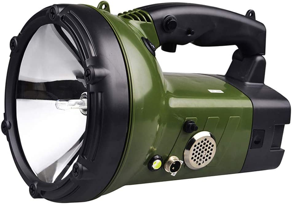 QCLU Houston Mall HID Xenon Handheld [Alternative dealer] Searchlight Car Chargable Sp Work Lights
