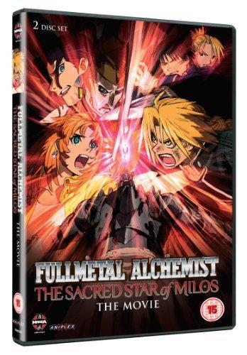 Fullmetal Alchemist Movie 2: The Sacred Star of Milos [Edizione: Regno Unito] [Import]