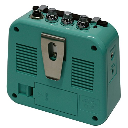 Danelectro Honeytone N-10 Mini - Combo de guitarra, color azulado