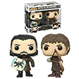 Gogowin Pop Television : Game of Thrones - Battle of The Bastards 3.75inch Vinyl Gift for Fantasy Fa...