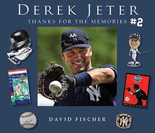 Derek Jeter 2 Thanks for the Memories product image