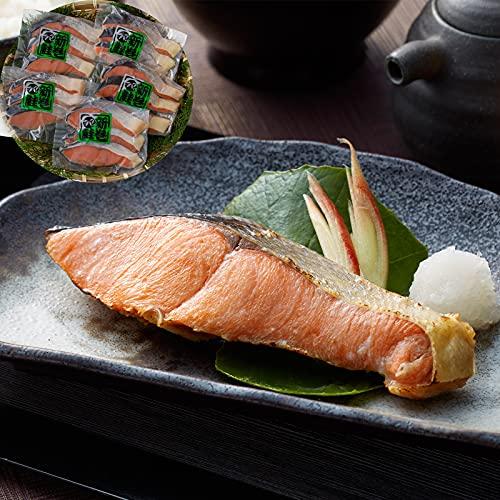 北海道産 塩秋鮭切身(15切)