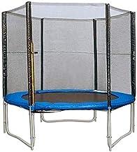 Opvouwbare Rebounder Kids Trampoline met behuizing Netto Hoge elasticiteit Trampoline met veiligheidsbehuizing Buiten en i...