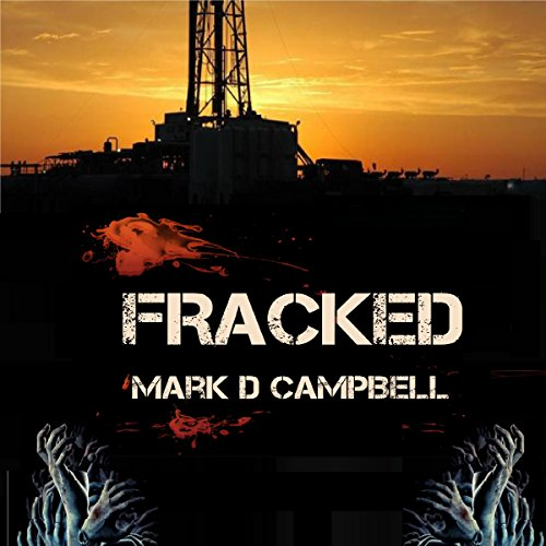 Fracked audiobook cover art