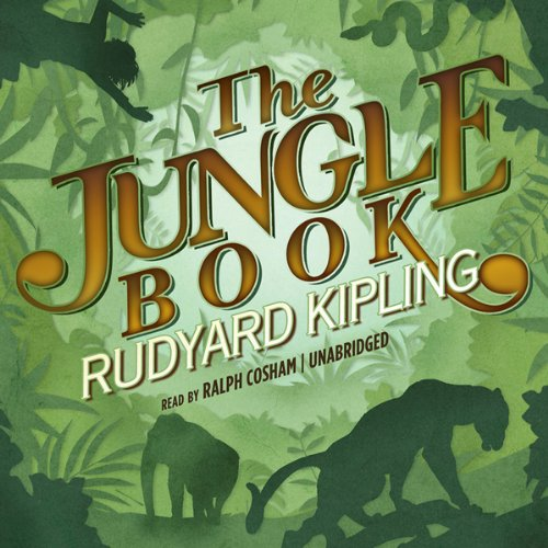 The Jungle Book I & II cover art