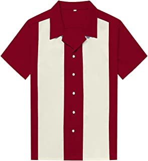 mens retro 50's clothing