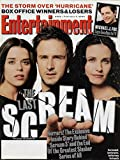 Entertainment Weekly Magazine - February 4, 2000 - Neve Campbell, David Arquette & Courteney Cox (Scream 3) - Michael J. Fox
