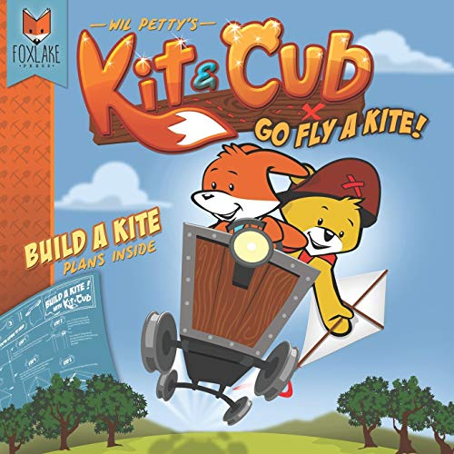 Kit & Cub: Go fly a kite!
