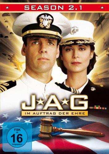 JAG: Im Auftrag der Ehre - Season 2, Vol. 1 [2 DVDs]