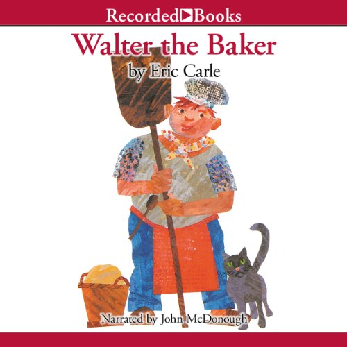 Walter the Baker audiobook cover art