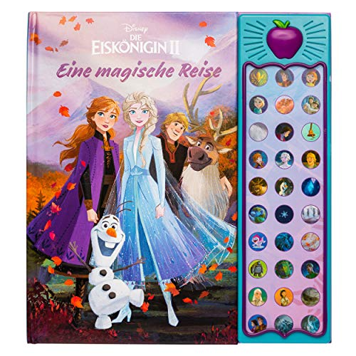 30-Button-Soundbuch - Disney - Die...