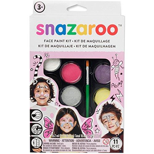Generique - Palette Maquillage Fille Snazaroo