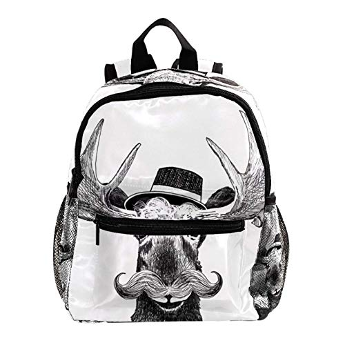 Mochila escolar para niños, mochila escolar, diseño de búho