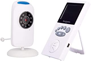 Baby Monitor with Camera and Night Vision Support Data Privacy Protection with Automatic Night Vision and Sleep Timer 640 ...