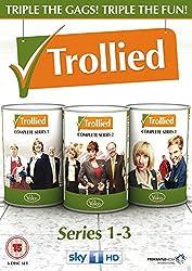 Trollied on DVD