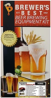 Brewer's Best Beast Equipment Kit with Glass Carboy Brewers Best Beast Beer Equipment Kit