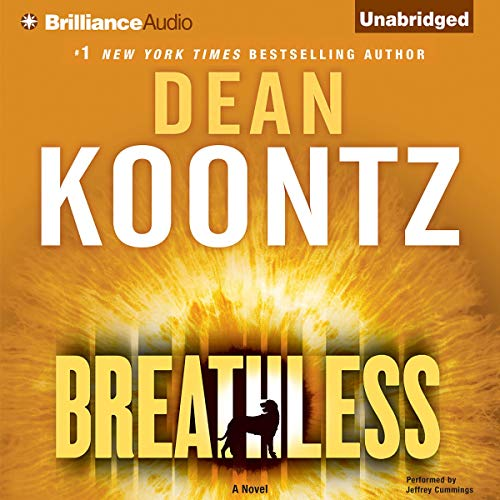 Breathless cover art