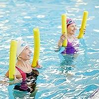 浮力スティック 水泳スティック ウォーターフロート スポンジ棒 フロート棒 浮き棒 水泳用 親子の体験 スイミング練習フローティングエイド 子供 大人 フレキシブル プール プールヌードル