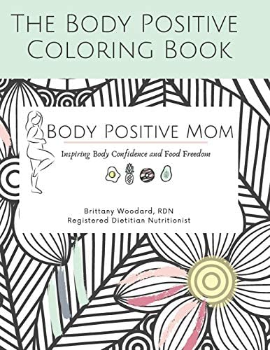 The Body Positive Coloring Book product image