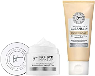 It Cosmetics Cleanse and Go 2 Piece Bundle