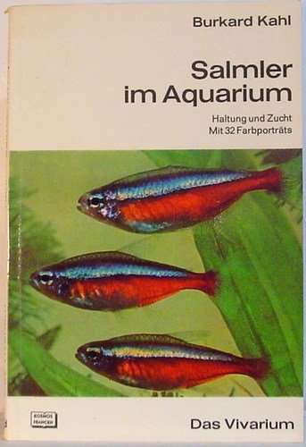 Salmler im Aquarium. Haltung und Zucht