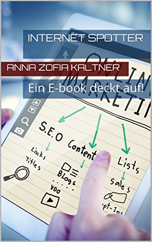 Internet Spotter: Ein E-book deckt auf!