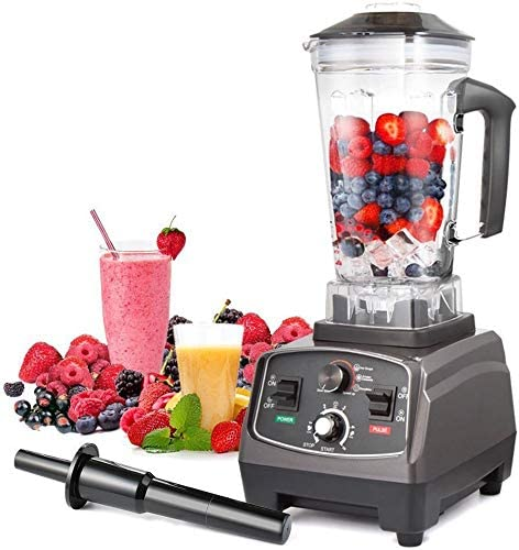 Blender Professional Countertop Blender 2200W High Speed Smoothie Blender Mixer for Shakes and product image