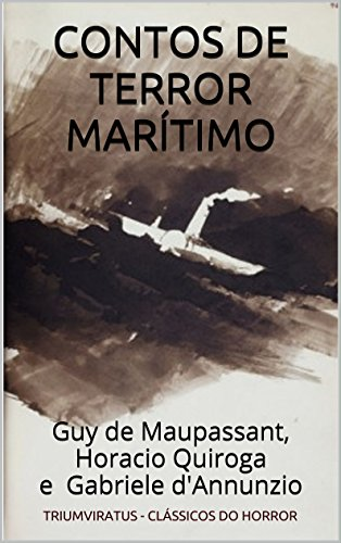 Contos de Terror Marítimo (Clássicos do Horror Livro 8)