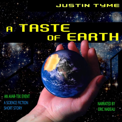 A Taste of Earth audiobook cover art